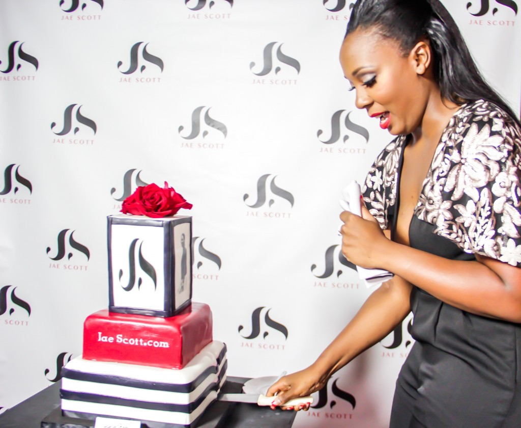 Jae Scott Website Launch Party #JaeScottStyle