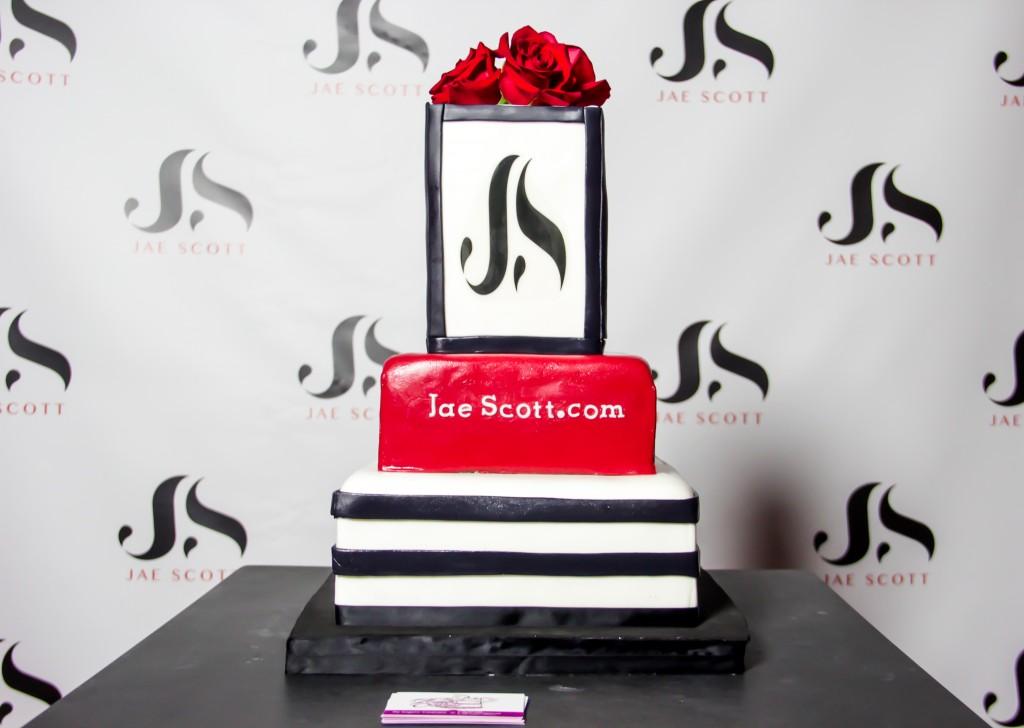 Jae Scott Website Launch Party #JaeScottStyle